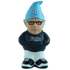 Rays070313 Gnome August 3, 2013 Tampa Bay Rays vs San Francisco Giants Joe Maddon Gnome