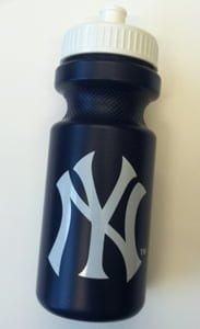 Yankees070913-Waterbottle