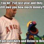 Los Angeles Angels Will Owe Pujols $30mil in 2021