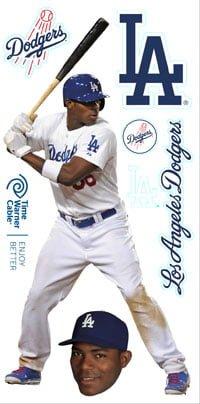 Dodgers_Yasiel_Puig_Fathead_4_06_2014