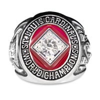 Cardinals World Series Ring Giveaway