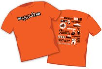 Orioles Maryland State T Shirt Giveaway