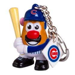 Chicago Cub_Throwback Cubs Mr Potato Head Keychain_6222014