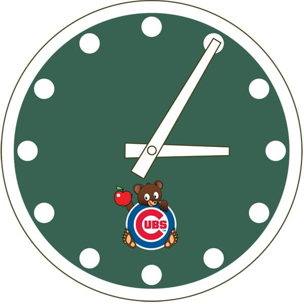 Chicago Cub_clock_6-26-2014