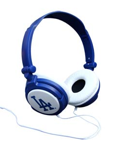 Los Angeles Dodgers_headphones_9_6_2014