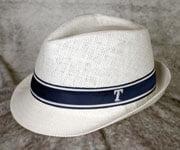 taxas rangers Fedora Hat -7-27-2014