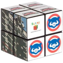 Chicago Cub_ Cubs Rubiks Cube_8102014