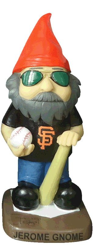 Gaints Angel garcia vip 8 12 2014 August 12, 2014 Chicago White Sox vs San Francisco Giants Jerry Garcia Tribute T Shirt / Gnome