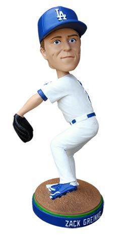 Los Angeles Dodgers_Zack Greinke-bobblehead_8_20_2014
