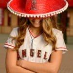 September 16, 2014 Los Angeles Angels vs. Seattle Mariners – Angels Sombrero