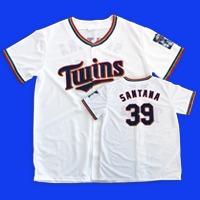 Minnesota Twins_Danny Santana Kids Jersey_7-26-15