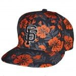 September 18, 2015 San Francisco Giants vs Arizona D-Backs – Polynesian Cap