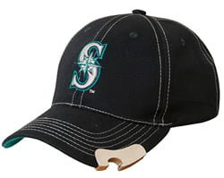 Seattle Mariners_Guys Night Out Hat_4-24-15