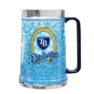 Tampa Bay Ray_Octoberfest Freezer Mug_10-3-15