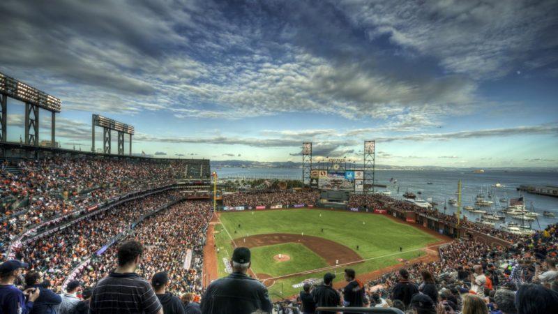 San Francisco Giants At&t Baseball Park HD Desktop