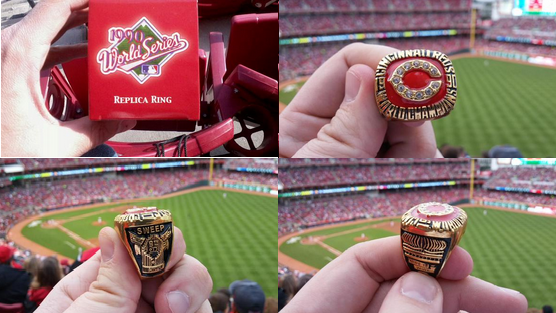 cubs world series ring giveaway