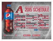 Arizona Diamondbacks_Magnet Schedule_4-6-15