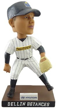 Dellin Betances Bobblehead - Trenton Thunder - New York Yankees