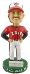 Lance Parrish Bobblehead - Eerie Seawolves - Tiers