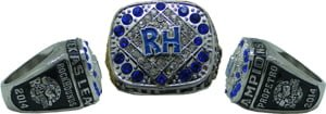 Midland Rockhounds_2014 Champ Ring_4-10-15