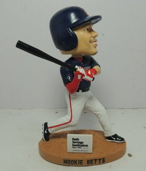 Mookie Betts - Portland Seadogs - Red Sox Bobblehead