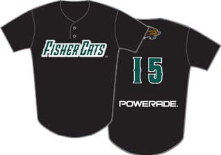New Hampshire Fisher Cats_Jersey_8-16-15