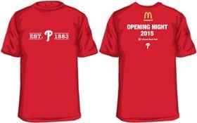 Philadelphia Phillies_Opening Night T Shirt_4-8-15