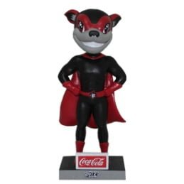 Richmond Flying Squirrels_Nutzy Bobblehead_4-13-15