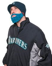 Seattle Mariners_Beard Hat_4-17-15