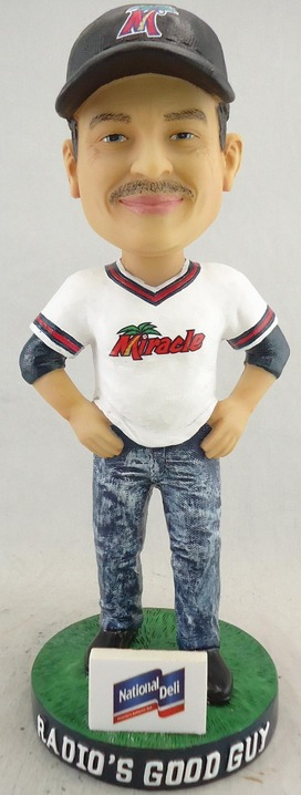 Stan or Hanley Bobblehead - Fort Myers Miracle - Minnesota Twins