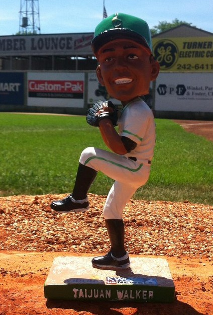 Taijuan Walker - Clinton Lumberkings - Seattle Mariners