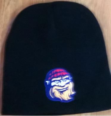 bakersfield blaze beanie - seattle mariners - april 11, 2015