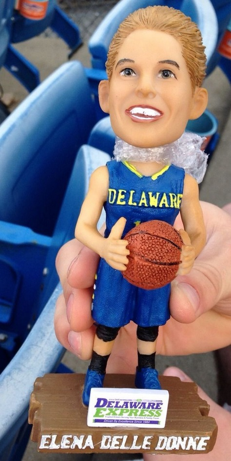 elenna della donna bobblehead - wilmington blue rocks - kansas city royals (2)