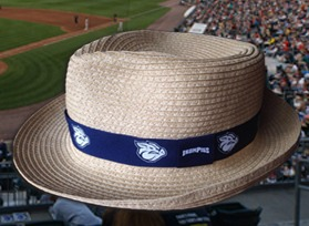 fedora - lehigh valley ironpigs - philadelphia phillies