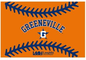 fleece blanket - greenville astros - houston astros