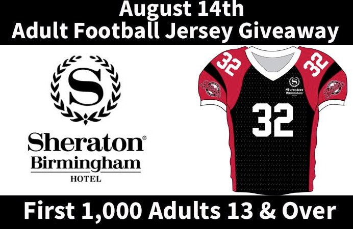 football jersey - birmingham barrons - chicago white sox
