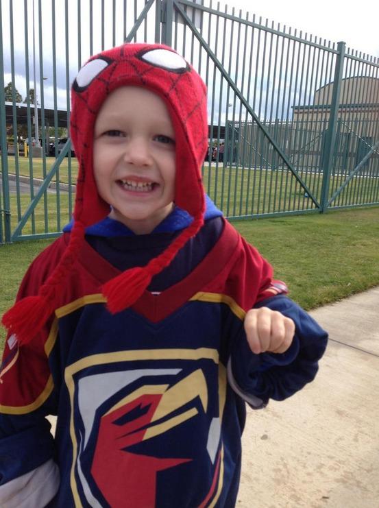 hockey jersey - lancaster jethawks