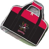 isotopes duffle bag - colorado rockies