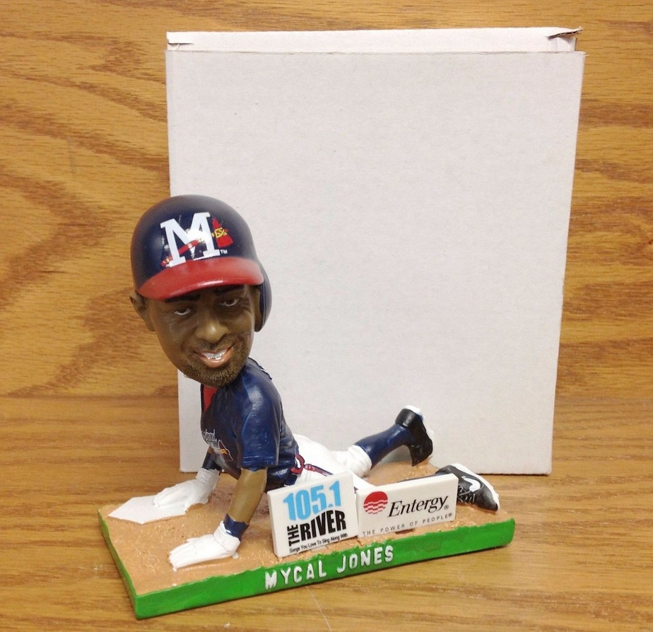 mycal jones bobblehead - mississippi braves - atlanta braves (2)