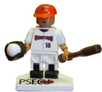 oyo figurine - harrisburg senators - washington nationals