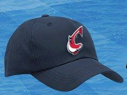 patriotic hat - lakeshore chinooks - northwoods league