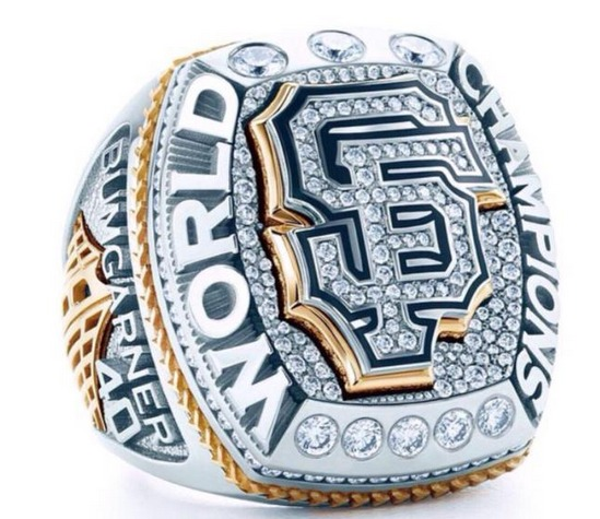 replica ws rings - fresno grizzlies - houston astros