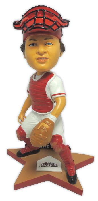 May 16 2015 Cincinnati Reds Vs San Francisco Giants Johnny Bench Bobblehead