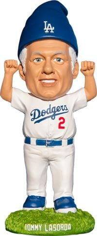 Los Angels Dodgers_Tommy Lasorda Garden Gnome_5-25-15