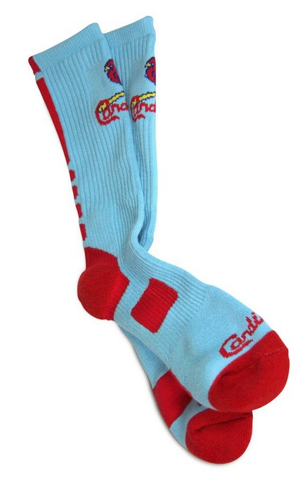cardinals kids socks - st louis cardinals