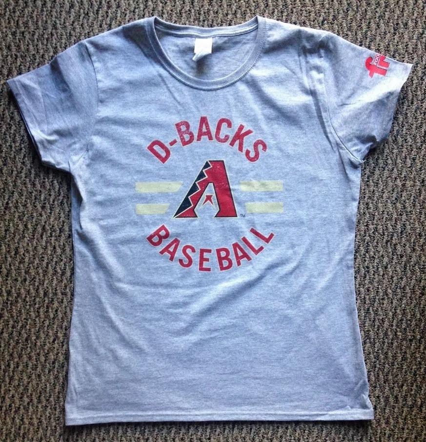 mother's day tshirt - arizona diamondbacks