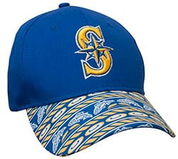 Seattle Mariners_Native American Hat_9-13-15