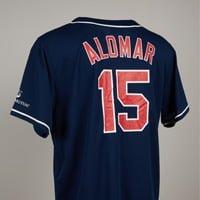 Cleveland Indian_1995 Sandy Alomar replica jersey_7-11-15