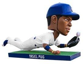 Los Angels Dodgers_Puig_bobblehead_7-29-15