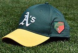 Oakland Athletics_portuguesehat_9-25-2015